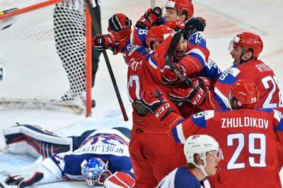 Россия - США 5 января 2019: прямой эфир полуфинала МЧМ по хоккею