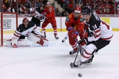 Полуфинал МЧМ-2019 по хоккею: США обыграли Россию