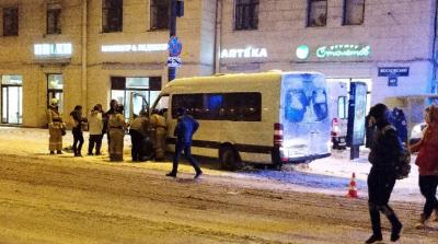 В Петербурге в ДТП пострадали семь человек