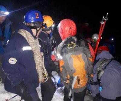 В горах близ Алматы спасли альпинистку из России