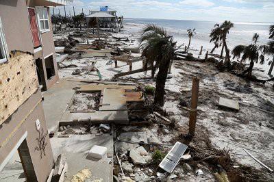 Под удар урагана «Пабук» попали острова Пхукет, Краби и Самуй