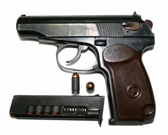 Замена «Макарову»: в России завершились испытания новейшего пистолета