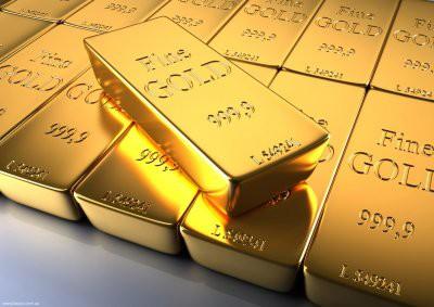 Золото подорожало до 1300 долларов за унцию