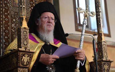 Патриарх Варфоломей подписал томос об автокефалии для украинской церкви