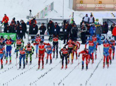 Мужской масс-старт «Тур де Ски» - результаты