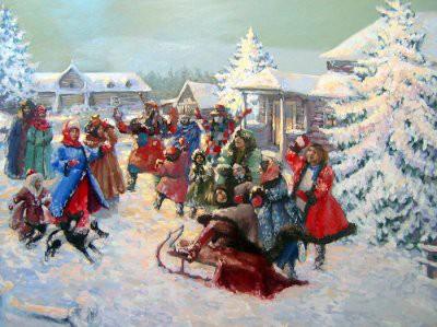 6 января 2019 года начинаются рождественские Святки