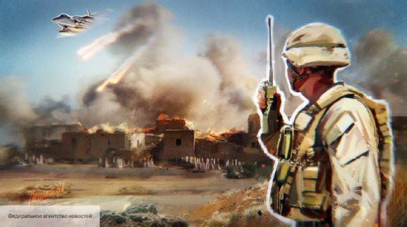 МИД Сирии обвинило коалицию в помощи террористам