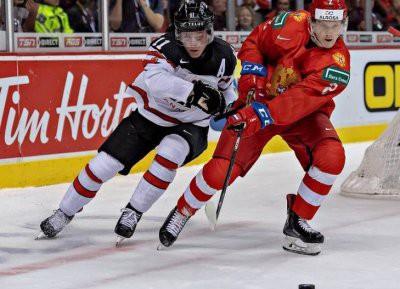 Российские хоккеисты выиграли бронзу МЧМ в Канаде