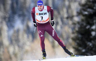 Устюгов стал вторым в общем зачете «Тур де Ски»