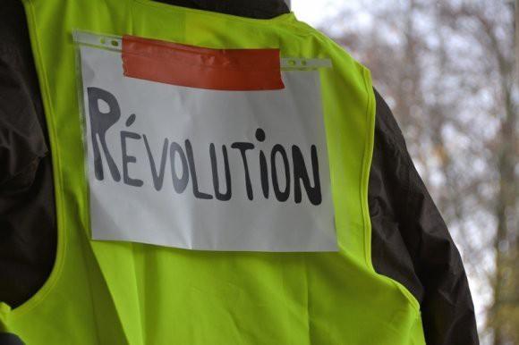 Лондонская полиция задержала 13-летнюю участницу акции «желтых жилетов»