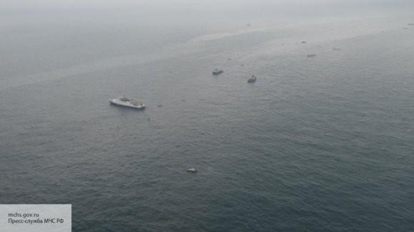 Грузовое судно с россиянами на борту затонуло у берегов Турции