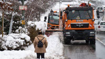 В Австрии и Германии из-за мощных снегопадов погибли не менее 9 человек