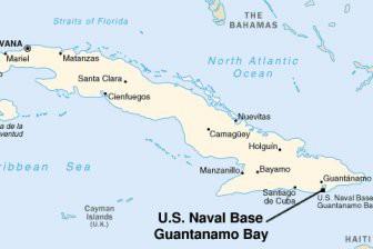 Как вышло, что США владеют частью Кубы?