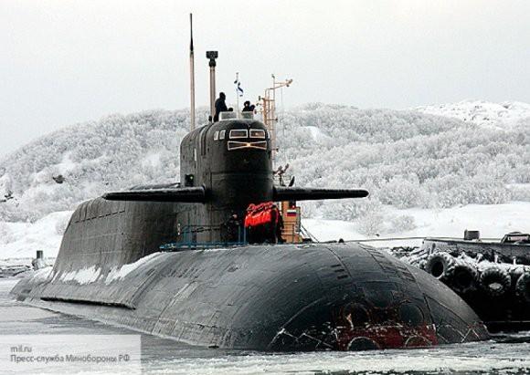 Северный флот проведет ряд учений в Арктике