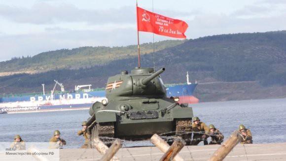 Россия получила 30 танков Т-34 от Лаоса