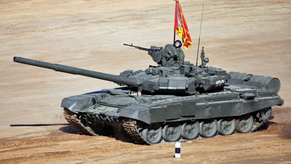 Смертоносный танк: The National Interest оценил российский Т-90С