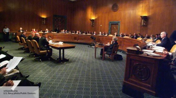 Американский сенат не поддержал санкции против Сирии и союзников