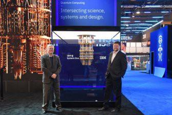 """IBM представила первый в мире """"персональный"""" квантовый компьютер"""