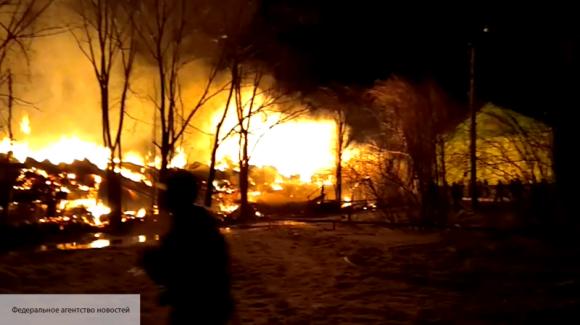 На Урале 15-летний школьник спас из горящего дома бабушку и двоих детей