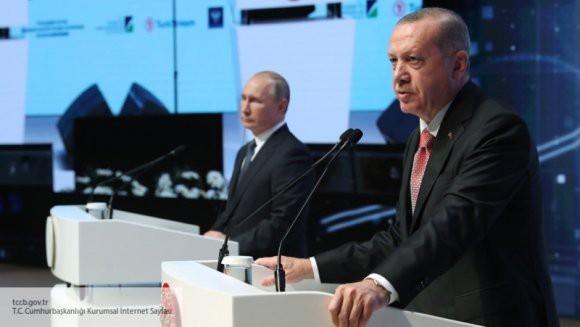 Песков прокомментировал подготовку к визиту Эрдогана в Москву