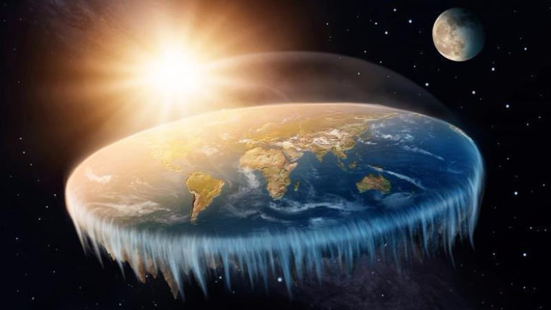 Что было бы если бы Земля была плоской?