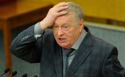 Жириновский раскритиковал новогодний телеэфир