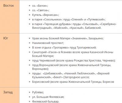 Россияне готовятся к крещенским купаниям