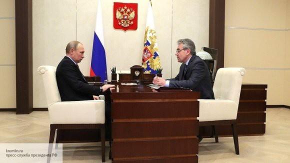 Путин заявил, что Россия готова сотрудничать в сфере науки со всеми желающими