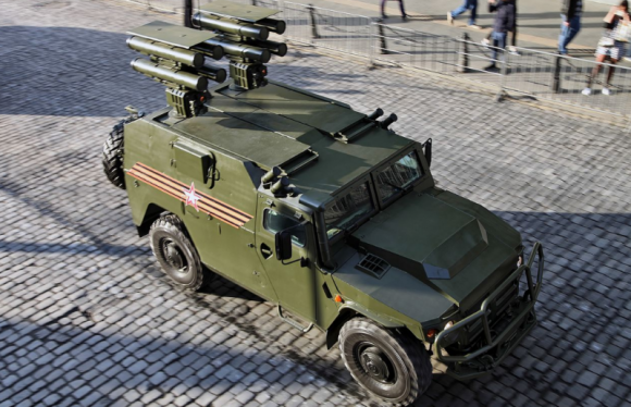 Огневая мощь России: военный эксперт рассказал о новейшем ПТРК «Корнет-Д1» на шасси БМД-4М