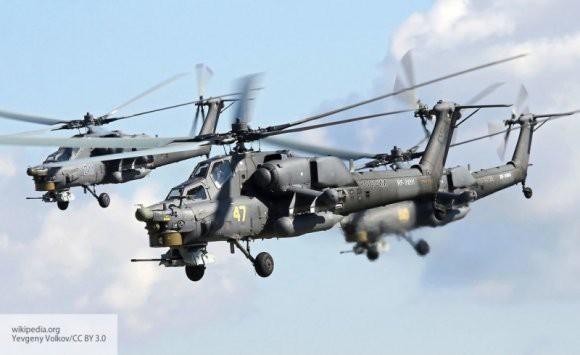 В ЮВО «Ночные охотники» совершили полеты в сложных условиях