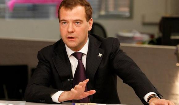 Медведев одобрил проект соглашения с Суданом об упрощенном порядке захода военных кораблей