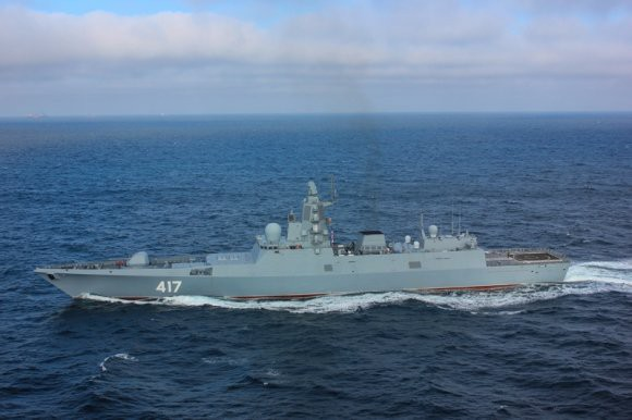 Военный эксперт объяснил, почему российским фрегатам захотели добавить «Калибров»