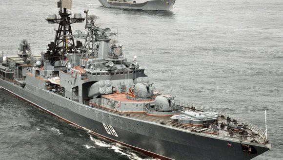Россияне дали четкий сигнал Шестому флоту США: украинский эксперт объяснил появление корабля Северного флота в Черном море
