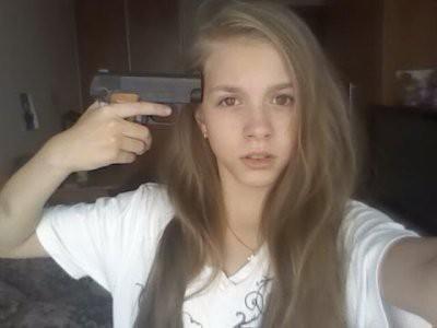 В Мытищах девочка выстрелила себе в лицо при попытке сделать селфи
