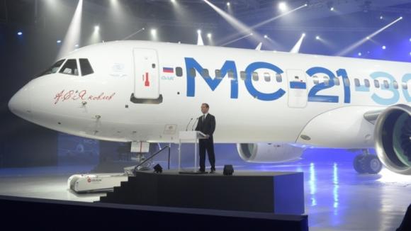 Из-за санкций МС-21 может остаться без импортных композитов