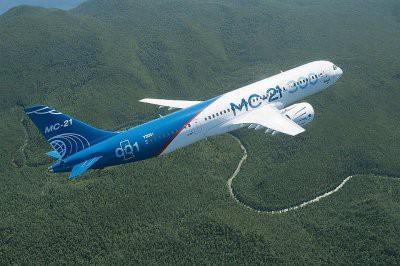 МС-21 остался без материалов для композитного крыла из-за санкций