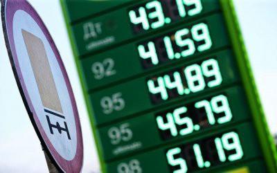Прогноз: цены на бензин в 2019 году продолжат расти