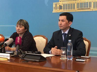 Мать погибшего в Сирии казахстанца сделала заявление