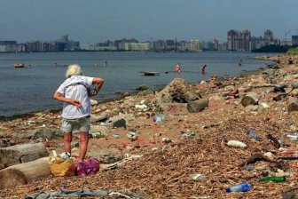 Эксперты назвали самый чистый и самый грязный пляжи Петербурга