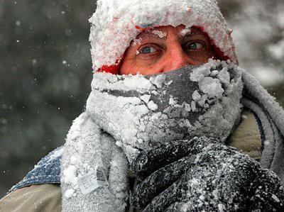 Врачи рассказали, как не замерзнуть на морозе
