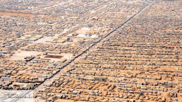Бежавшая из «Рукбана» женщина рассказала о невыносимых условиях жизни в лагере на юге Сирии