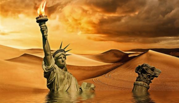 Мир приближается к Армагеддону: украинский эксперт уверен, что США никогда не смогут решить экономические проблемы