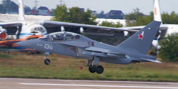 СМИ: Россия поставила в Лаос несколько Як-130
