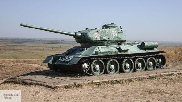 Россия готовит большую сделку в Азии, танки Т-34 тому подтверждение: The National Interest рассказало о сотрудничестве Москвы и Лаоса