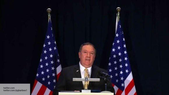 Помпео: США продолжат авиаудары по боевикам на Ближнем Востоке