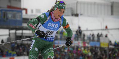 Кубок мира по биатлону: Вирер продолжает лидировать в общем зачете