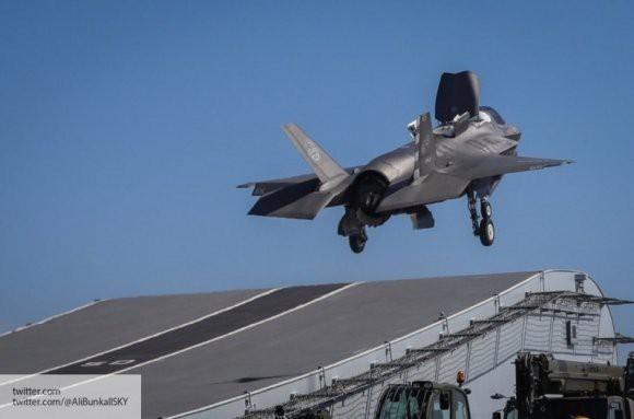 Временный глава Пентагона матом охарактеризовал F-35