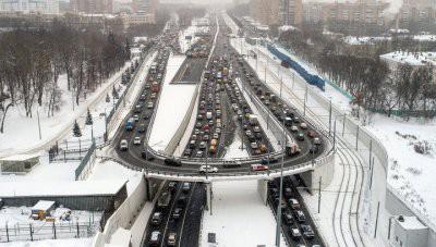 Движение в Тушинском тоннеле в Москве уже открыто