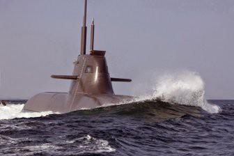 Израильский флот пополнился еще одним подводным «Драконом»