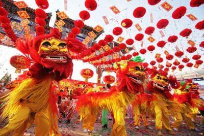В 2019 году Новый год по китайскому календарю наступает 5 февраля